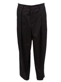 JUUN.J cropped tailored trousers. #juun.j #cloth #trousers