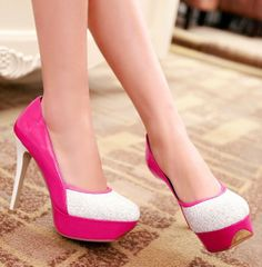 d221d557299 ENMAYER Free shipping fashion sexy high heels 12CM women s super high heels  platform size 34-39 wholesale and retail  75.83