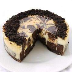 brownie cheesecake ive had several varieties from juniors but where was this one can we say happy birthday to me!!!