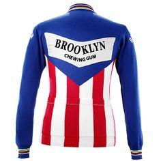 2b86fa76f Roger De Vlaeminck Brooklyn Vintage cycling jersey