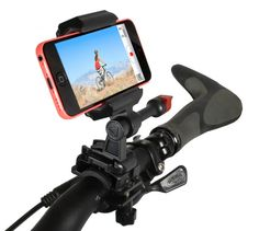 Ready to start filming all your fun rides with your smartphone?  This mount and clip fits all iPhones, Samsung Galaxy, Sony, Nokia Lumia phones (including new iPhone 6, 6+ and all other models of phones).  It fits everything!  The best POV camera is the one you already have in your pocket.   www.velocityclip.com