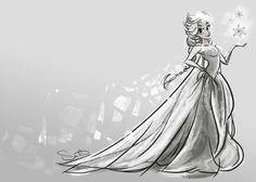 True Queen of the Ice and Snow