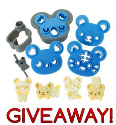 Bento Beginner Kit Giveaway – Goodbyn Hero Everyday Bento | CuteZCute Bento Fun Lunch Cutters, Egg Molds, and Bento Boxes
