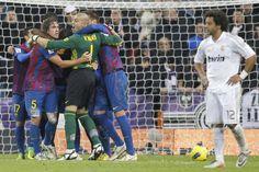 El Madrid-Barça, en imágenes