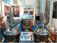 pilot breweries-fully automated