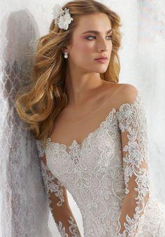 Courtesy of Morilee Wedding Dresses; www.morilee.com