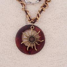 Nambian Sun Necklace