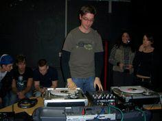 DJ Workshop with Pino Saluci