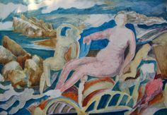 Renacimiento de Venus, panel 4, 1990.
