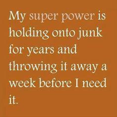 my super power.