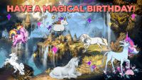 chuber channel birthday happy birthday fantasy magical GIF