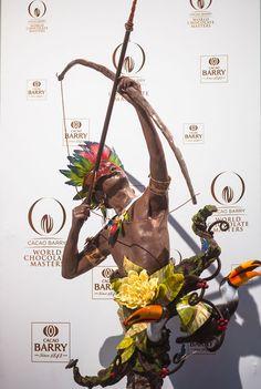 World Chocolate Masters 2015: os 2 brasileiros, os vencedores e as receitas