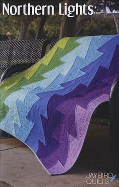 Northern Lights Quilt Pattern Connecting Threads