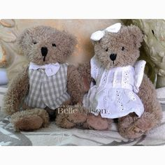 Miś Eren - BelleMaison.pl Teddy Bears, Shabby Chic, Toys, Animals, Home Decor, Activity Toys, Animales, Decoration Home, Animaux