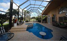 15 Stylish Pool Enclosure for Year-Round Pool Usage