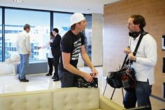 Come behind the scenes with The Naked CEO crew to see what happened when we were shooting our interview with Deloitte Australia CEO Giam Swiegers. www.thenakedceo.com