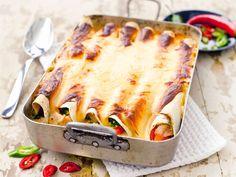 Broileritortillavuoka Egg Recipes, Diet Recipes, Chicken Recipes, Healthy Recipes, Recipies, My Favorite Food, Favorite Recipes, Vegetable Bread, Finnish Recipes