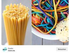 DIY! Kunterbunte Regenbogen-Pasta ist ein Artikel mit neusten Informationen zu einem gesunden Lebensstil. Auch die anderen Artikel von EAT SMARTER bieten Neuigkeiten zu den Themen Ernährung, Gesundheit und Abnehmen.