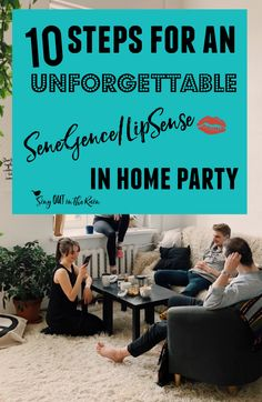 Whether you call it a LipSense In home party or a SeneGence demo - every hostess needs coaching: tips that'll help them earn the rewards they wanted.  #senegence #lipsense #inhomeparty #demo #hostesscoaching