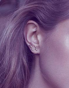 Constellation earring