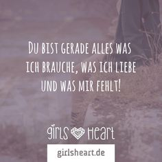 Missing is Borderless More Sprüche Love Of My Live, Oh Love, Love You, German Quotes, Secret Love, Magic Words, Love Quotes For Him, True Words, Beautiful Words