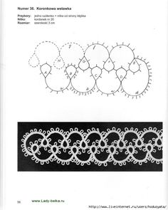 "diy_crafts- ""bookmark from issuu site: has"", ""Frywowiki by Venus - issuu"", ""tatting by the bay free patterns"", "" Actually a very compre Tatting Armband, Tatting Bracelet, Tatting Earrings, Tatting Jewelry, Tatting Lace, Shuttle Tatting Patterns, Needle Tatting Patterns, Needle Lace, Bobbin Lace"
