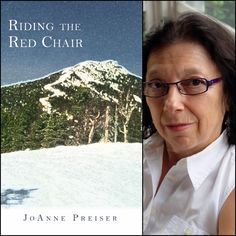 FINISHING LINE PRESS FEATURED AUTHOR OF THE DAY: JoAnne Preiser JoAnne Preiser lives, writes and teaches in Massachusetts. As a member of Fine Line Poets, she has conducted workshops in poetry and memoir in the Boston area.  https://www.finishinglinepress.com/product/riding-the-red-chair-by-joanne-preiser/