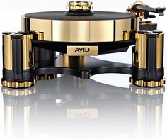 """Avid - High-End Turntable"" !...  http://about.me/Samissomar"