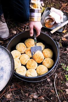 Best Dutch Oven Recipes for Camping and Cooking at Home - Sunset Top 24 Recipes to Cook in a Dutch Oven - Sunset Magazine Camping Desserts, Camping Meals, Camping Dishes, Camping Cooking, Backpacking Food, Kayak Camping, Ultralight Backpacking, Family Camping, Camping Kitchen