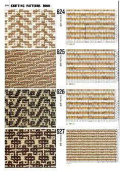 Knitting patterns book 1000_NV7183 - rejane camarda - Álbumes web de Picasa