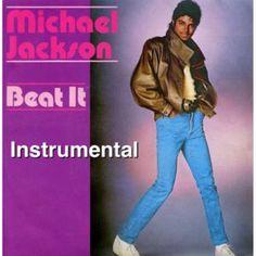 Michael Jackson Beat It Instrumental Track