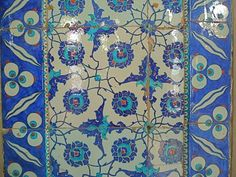 Istanbul: At Topkapi, Adrift on a Sea of Tulips…Tiles, That Is | Spicelines