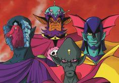 Old Cartoons, Classic Cartoons, Ulysse 31, Old Anime, Ufo, Animation, Classic Series, Japan Art, Manga
