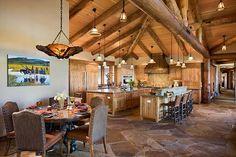 Hawtin-Jorgensen Architecture ~ Western Kitchen Design