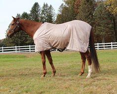 68 70 72 74 76 78 80 82 English or Western Saddle Horse Mesh Fly Sheet sz