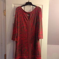 Bcbgmaxazria Jersey Knit Shift Dress