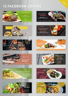Abaft Self Mailers Web Design, Game Design, Food Poster Design, Web Banner Design, Facebook Cover Design, Facebook Cover Template, Covers Facebook, Social Media Banner, Social Media Design