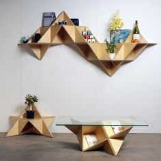 Awesome shelves!