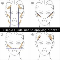 How to apply bronzer  http://www.marykay.com/lisabarber68 Call or text 386-303-2400