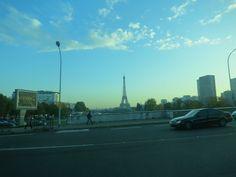 Bonjour Paris. おはようパリ。