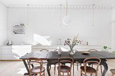 FINN – Boligdrøm på Frogner, klassisk leilighet med 3 stuer, 3 soverom, balkong, stukkatur/rosetter, nyere kjøkken og pene bad samt tilrettelagt for utleiedel