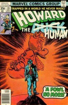 Howard the Duck 19 - Gene Colan