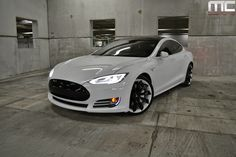 Tesla Model S P85D By MC Customs ...