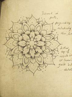 mandala tatatoo | Mandala tattoo | Ink.
