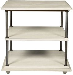 Vanguard Furniture: 8310L-BT Milo Lamp Table (sun room) (available in other finishes)