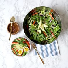 Salad on Pinterest | Spinach Salads, Green Pea Salad and 7 Layer Salad