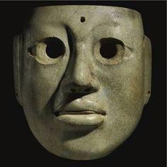 Resultado de imagen para olmec mask
