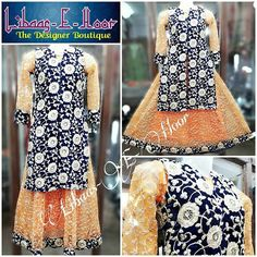 #Drees_of_the_Day  Elegant #Orange & #Blue  #lehnga #choli #jacket #style #designer #collection #2017❤️ for #wedding #parties ✂ We provides stitching facility since #1989 :) Visit our official page www.Facebook.com/LIBAASEHOOR  Follow us on INSTAGRAM  www.instagram.com/LIBAASEHOOR  To order/enquire/ call us or whatsapp at: +(91)09039115136 or e-mail us at: libaasehoor@gmail.com  #LIBAASEHOOR #THE #DESIGNER #BOUTIQUE #BHOPAL #FASHIONDESIGNER —  #Indian  #fashion #partywear #lehngas…
