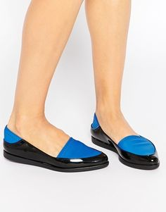 Melissa Space Sport Point Flat Shoes