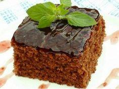 Mrkvový perník s povidly Slovak Recipes, Russian Recipes, Sweet Recipes, Cake Recipes, Eastern European Recipes, Polish Recipes, Sweet Cakes, Nutella, Food And Drink